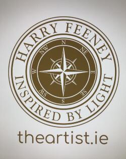 Harry Feeny The Artist